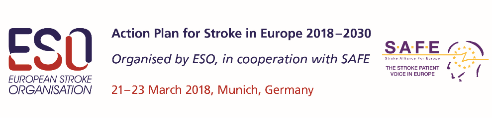 Action Plan Stroke Europe