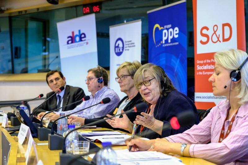 Burden of Stroke Report launched in EU Parliament