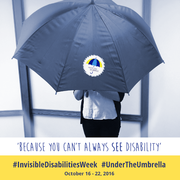 Together Under the Umbrella: Let's make the Invisible Visible!