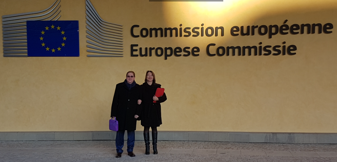 SAFE and ESO met the European Union Health Commission