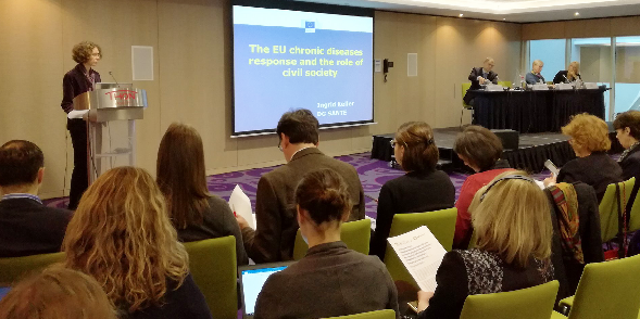 European response to chronic diseases – the role of civil society