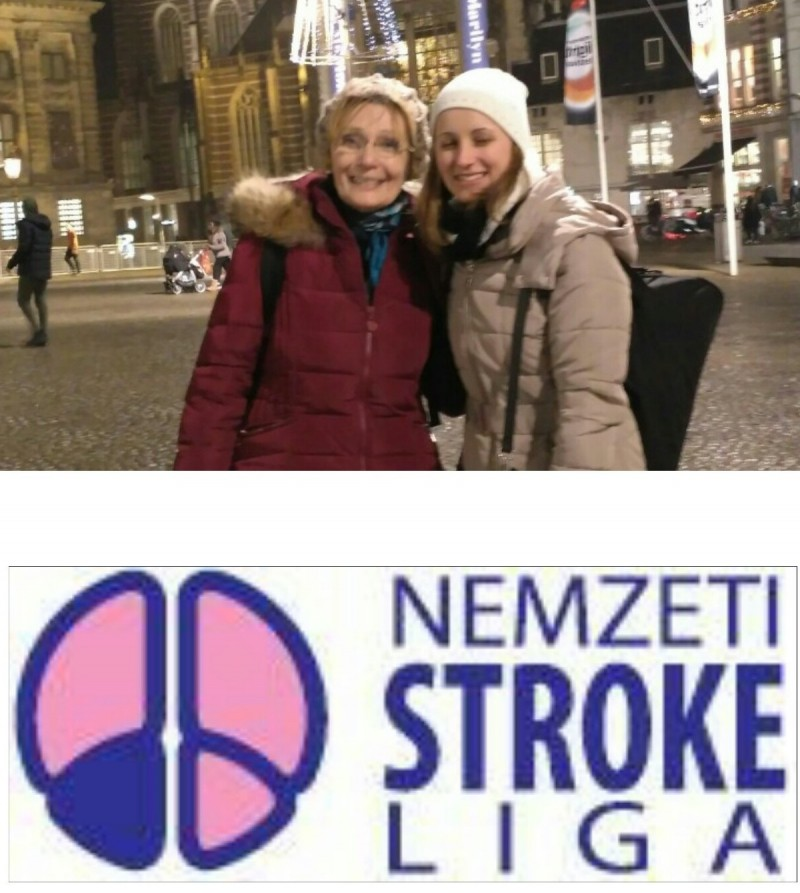 Stroke support stories: National Stroke League of Hungary