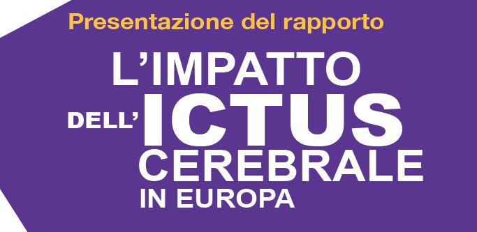 "The Osservatorio Ictus Italia presented the report ""The Burden of Stroke in Europe"""
