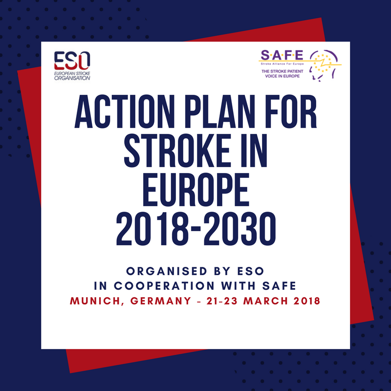 Action Plan for Stroke in Europe 2018-2030: The draft document now open for comments