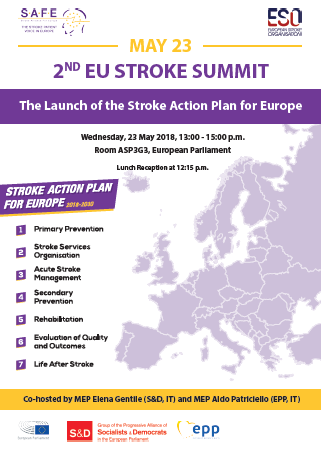 Stroke Medical Experts and Stroke Advocates Present a Joint Plan to Combat Stroke