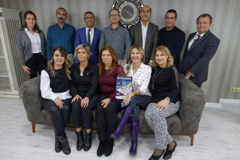 The incidence of stroke in Turkey is increasing, but BEYINDER is striving for change