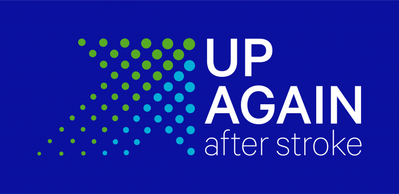 Rise after stroke- story about a young nursery teacher who got #UpAgainAfterStroke