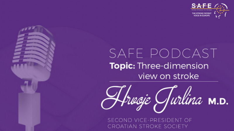 Podcast #3 – Three-dimension view on stroke