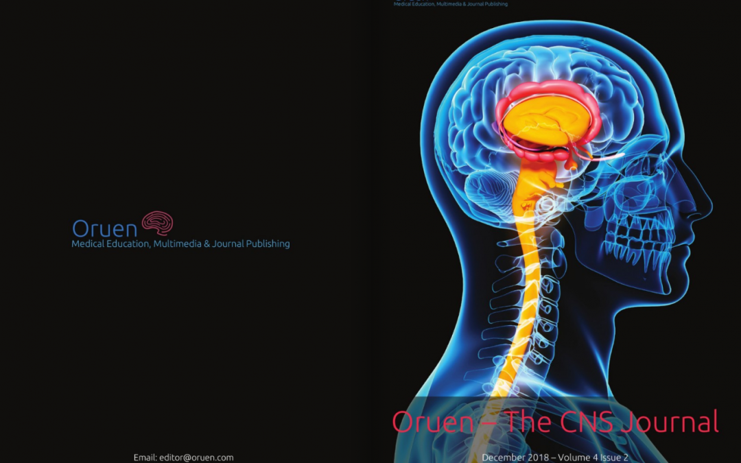 The latest issue of Oruen – The CNS Journal is now online