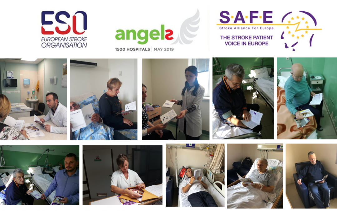 SAFE Angels patient information books improve patient – doctor communication