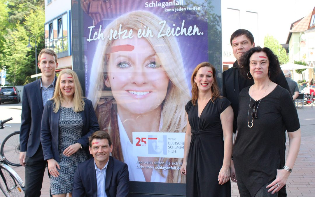 German Stroke Foundation celebrates 25th anniversary