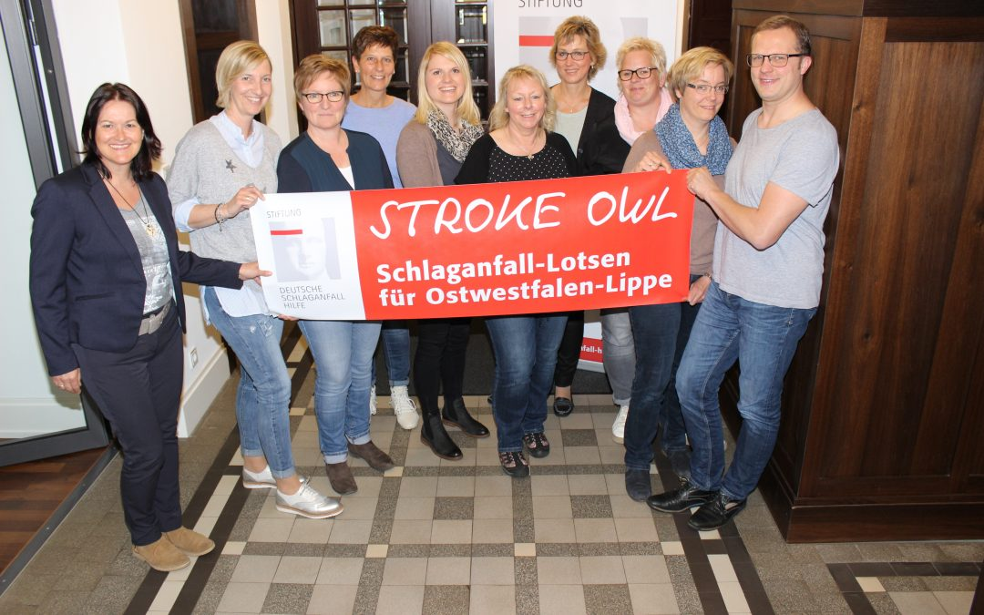 The celebrations of the 25thanniversary of the German Stroke Foundation