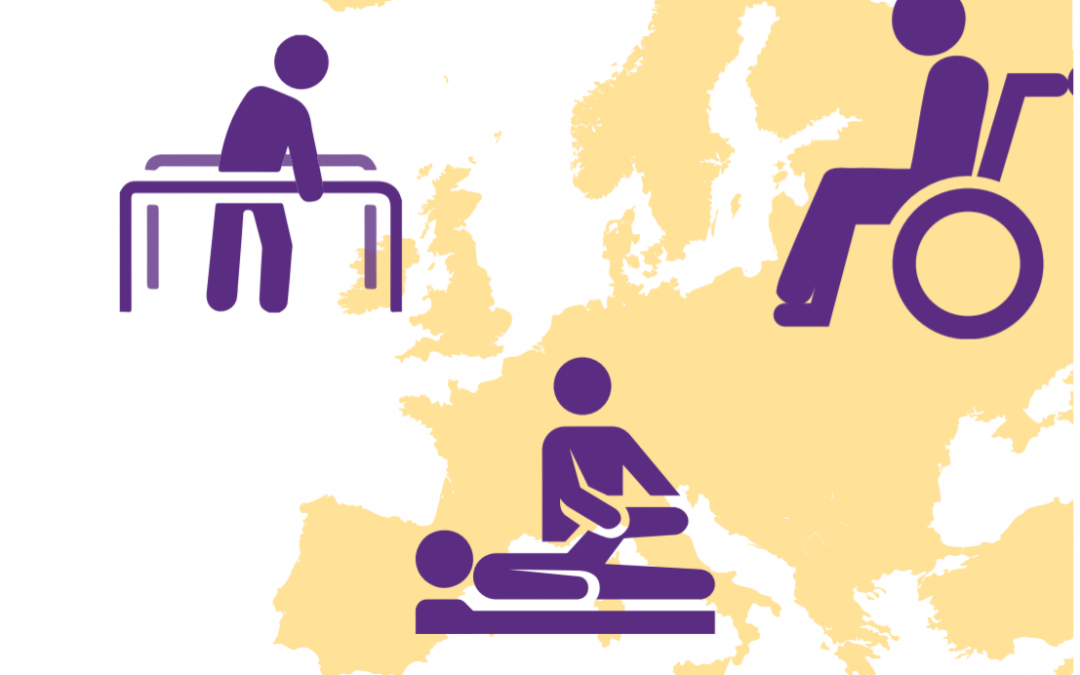 Stroke survivors' needs across Europe: Are they addressed and how?