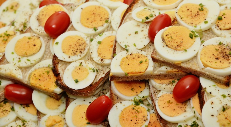 Dietary cholesterol or egg consumption do not increase the risk of stroke, Finnish study finds
