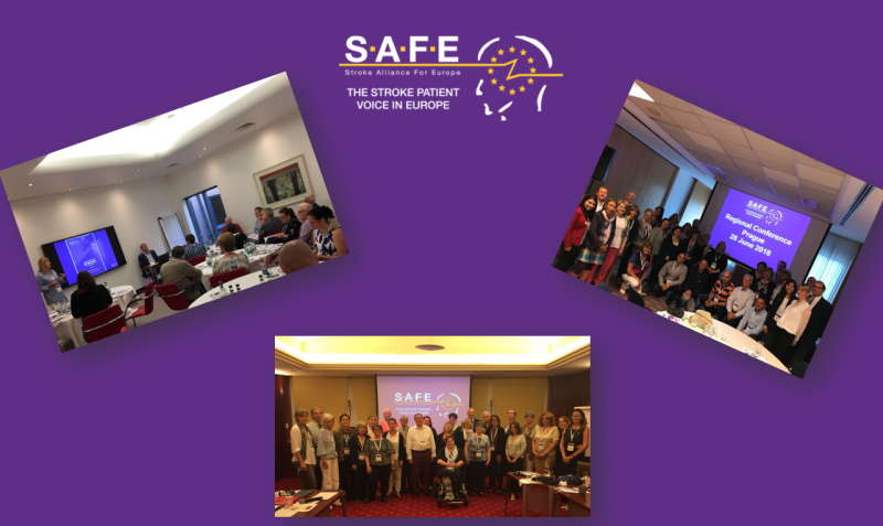 SAFE starts with the first Regional Conference in 2019 on May 9th