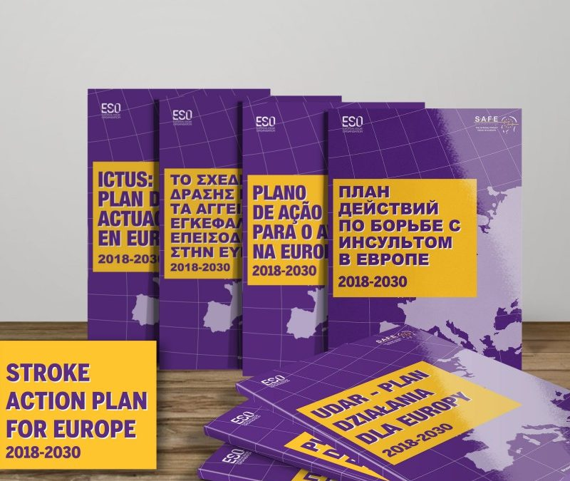 Translation of the Stroke Action Plan for Europe: Reaching wider audiences