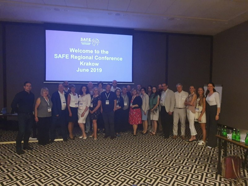 Second SAFE Regional Conference held in Krakow, Poland on 12th June