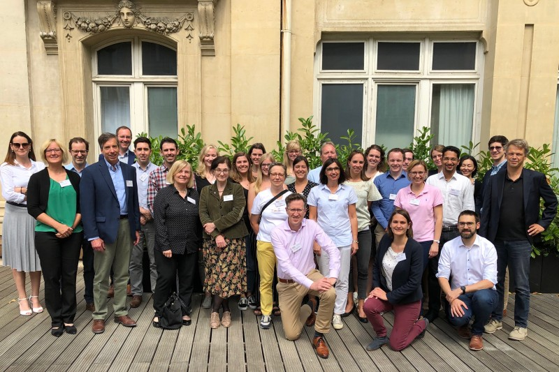 SVDs@target research project 4th General Assembly held in Paris