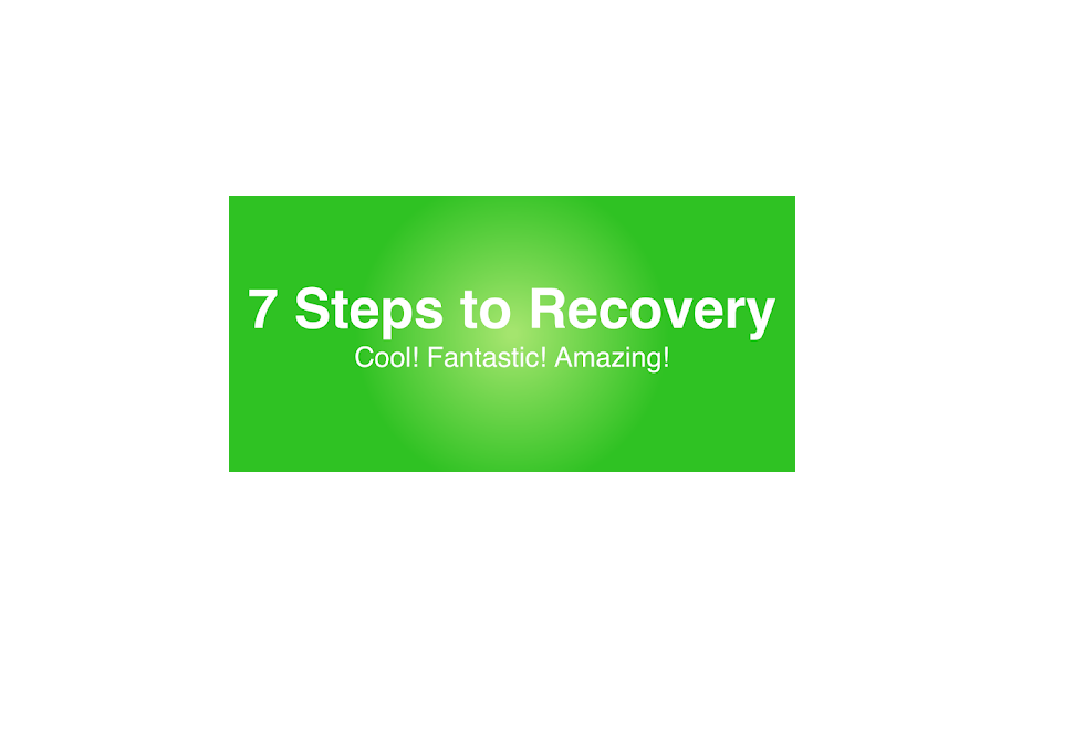 7 steps to recovery: A project that emerged from a stroke survivor's diary now helping people around the world