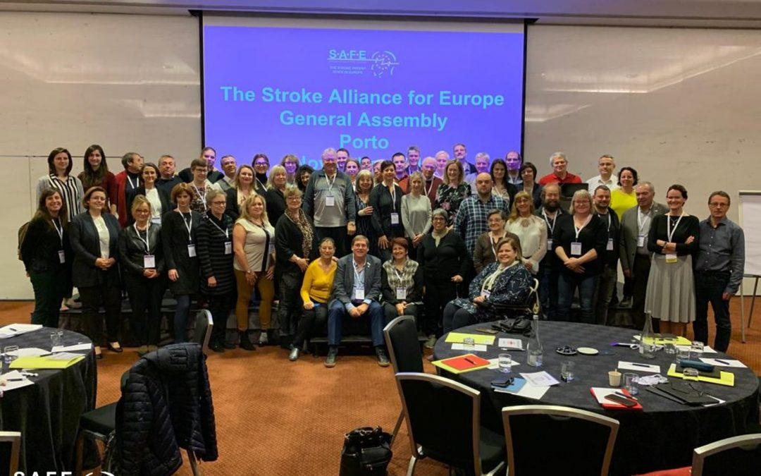 SAFE Working Conference and General Assembly held in Porto, 27-29th November 2019