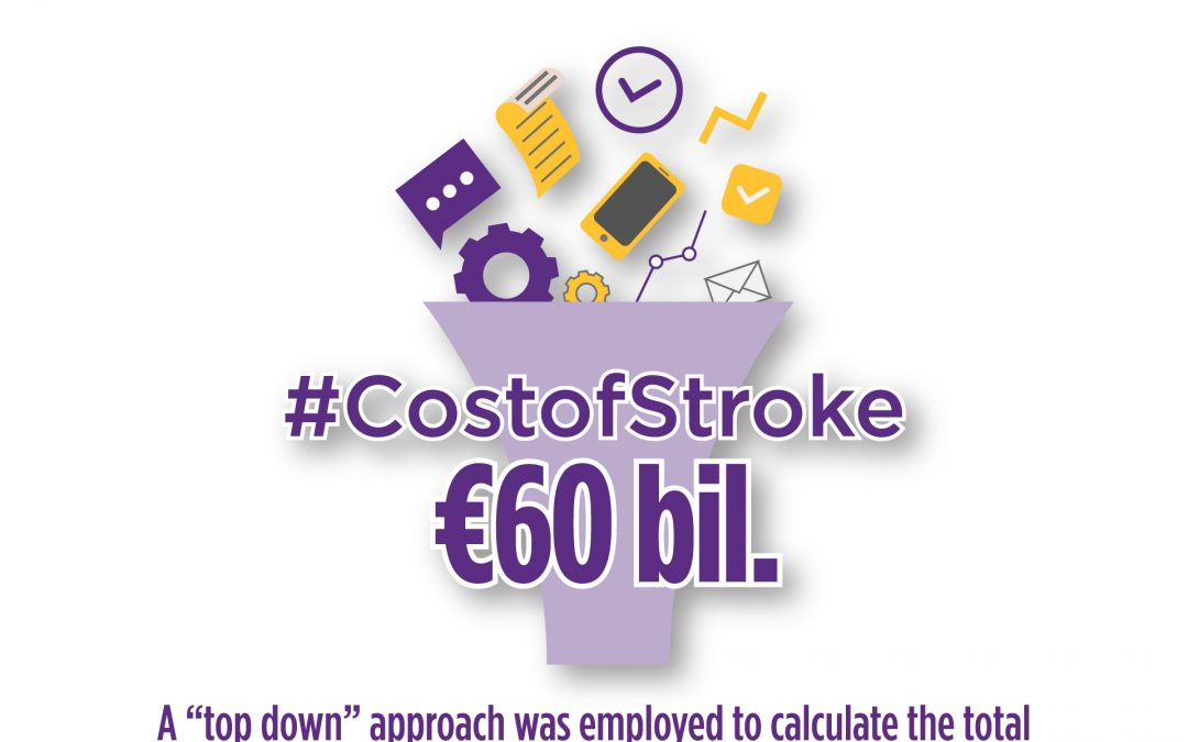 Full costs of stroke in 32 European countries is €60 billion, says latest SAFE research