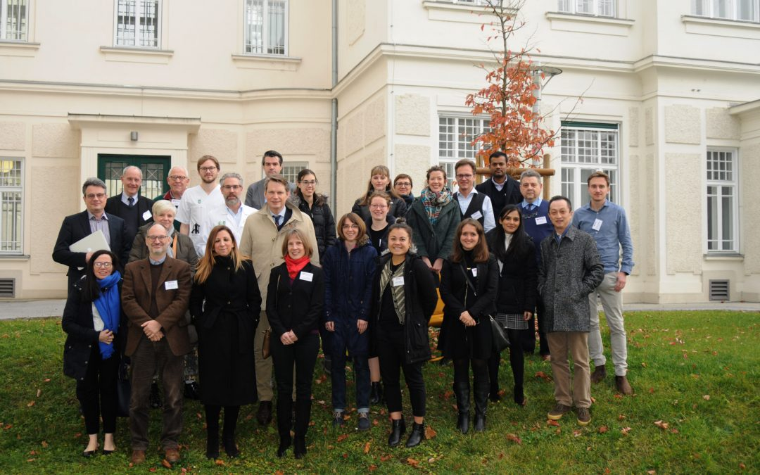 PRESTIGE-AF second annual meeting held in Graz, Austria on 6th December