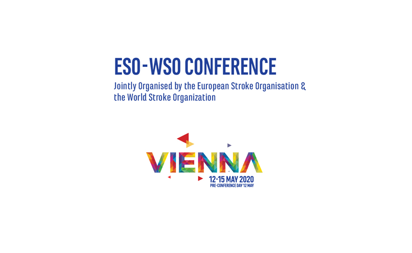 Save the date!    World's largest stroke congress in Vienna from May 12 to 15
