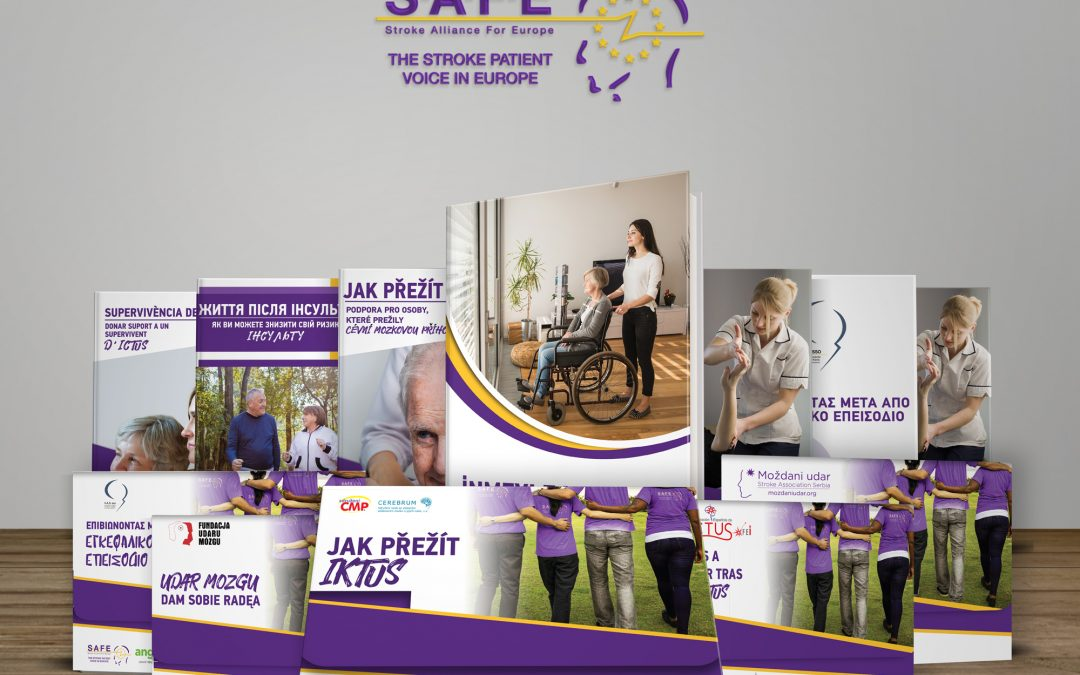 In 2020 SAFE Angels patient information books available in even more languages