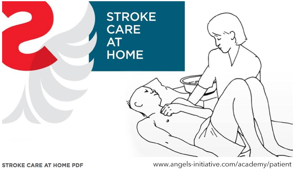 Stroke Care at Home booklet- Get your copy for Free