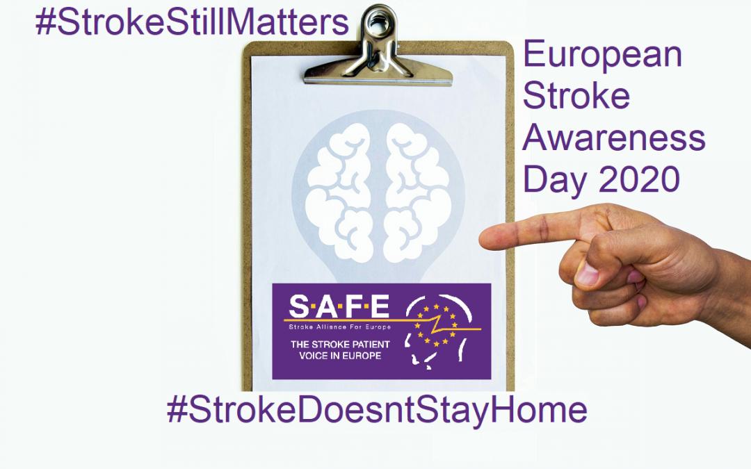 #EuropeanStrokeAwarenessDay 2020