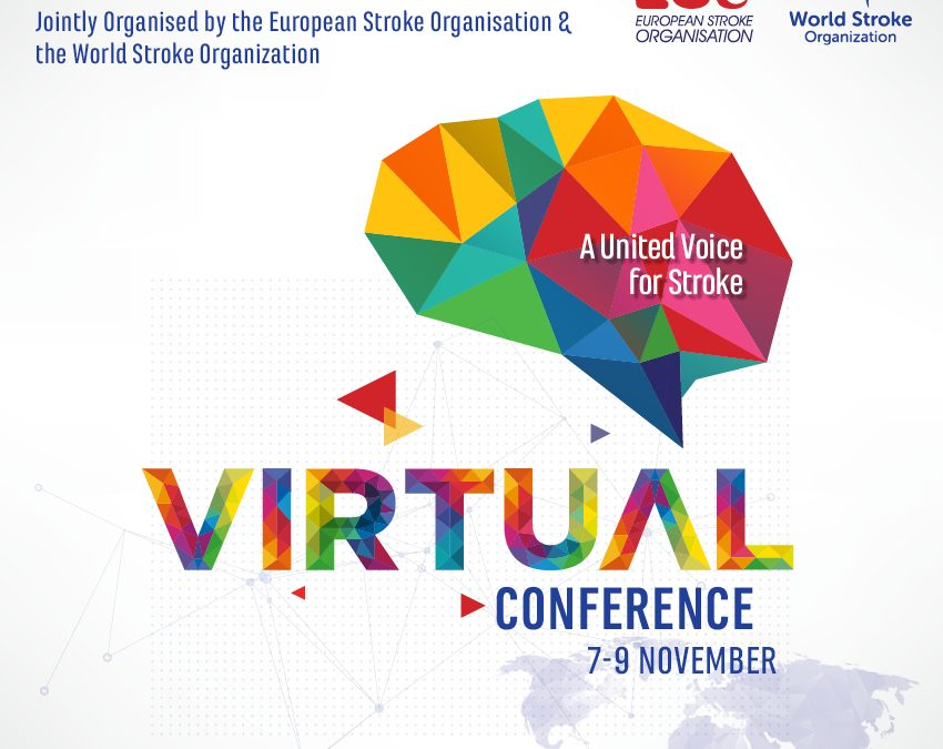 The European Stroke Organisation-World Stroke Organisation conference has gone digital!