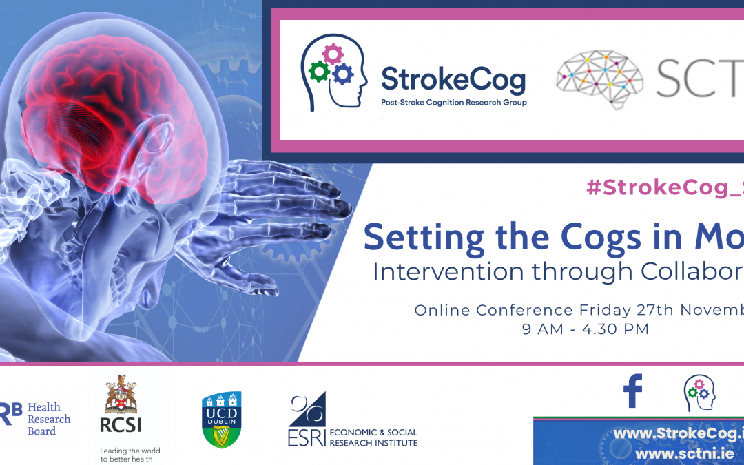 Invitation to a post-stroke cognitive impairment conference