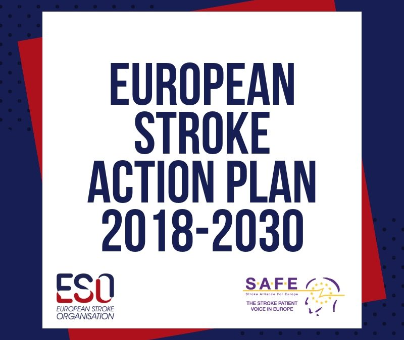 SAFE and ESO present the roadmap of implementation for the Stroke Action Plan for Europe
