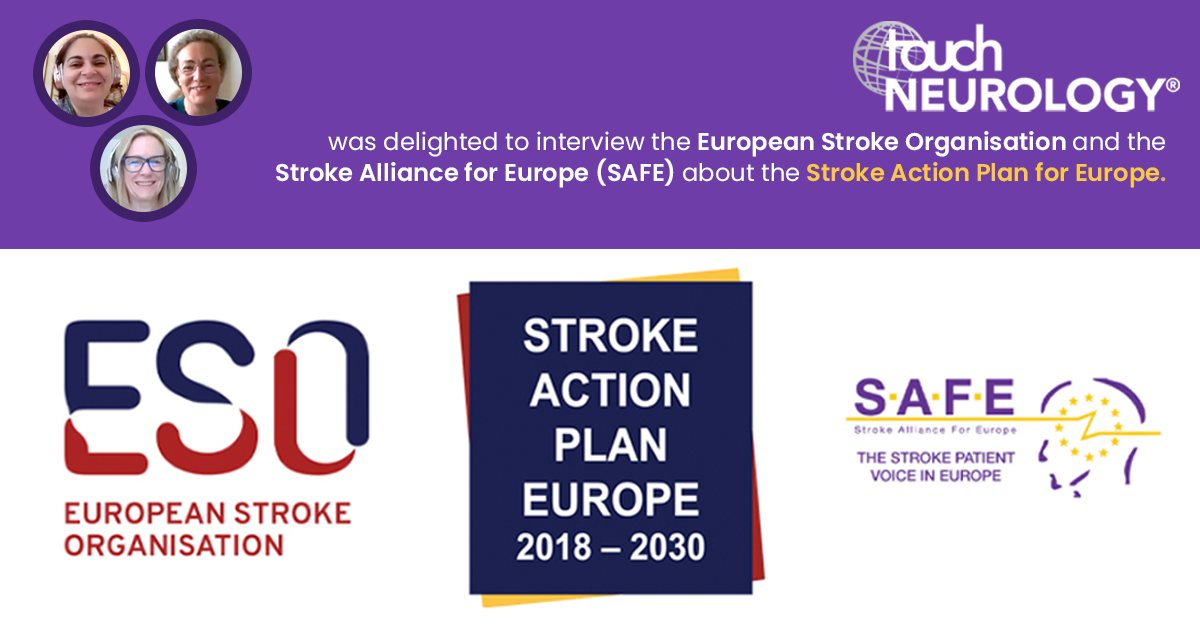 SAFE Director Arlene Wilkie talk about the Stroke Action Plan for Europe.