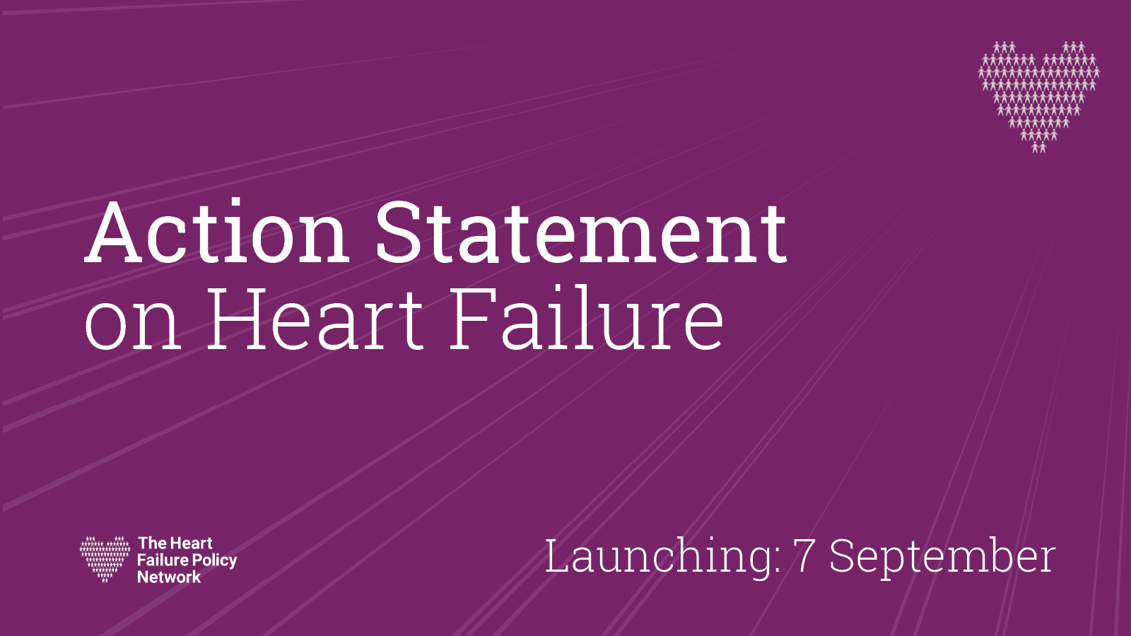 The Heart Failure Network launches the action statement on heartfailure